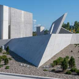 National Holocaust Memorial, Ottawa, Canada