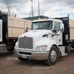 Handord Lumber delivery services